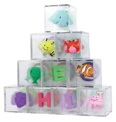 Mirari ABC Flip Flop Blocks with Magnetic Wand