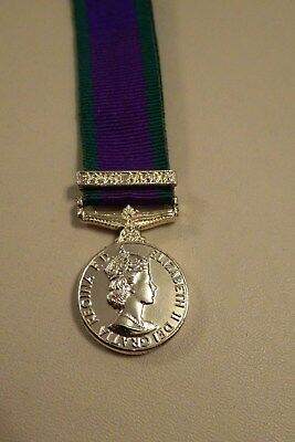 Miniature  Er.11 Csm, Clasp South Arabia Medal