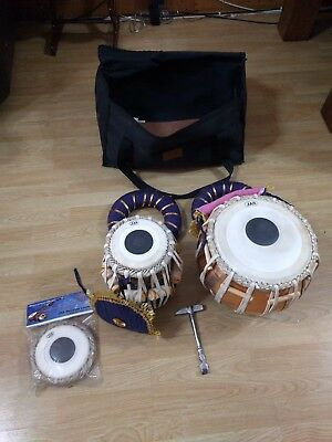 JAS Concert Quality Tabla Set Include The best Quality Dayan and Bayan Hand Drum