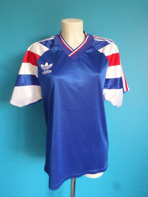 Maillot Football Vintage FRANCE 1993 Taille: M +++ Etat Neuf