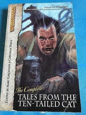 Complete Tales From The Ten Tailed Cat Warhammer Black Library