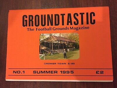 Groundtastic issue no .1