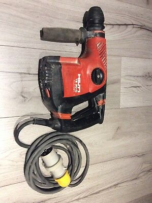 Hilti TE 30-C SDS 4 Mode Hammerdrill Drill Breaker 110v