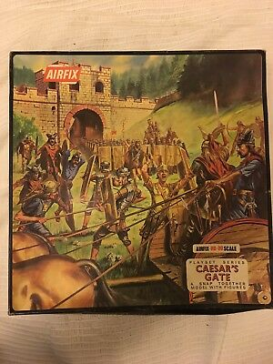 Airfix Ceasar's Gate Playset H0-00 Scale Boxed With Figures