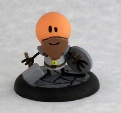 Fantasy Miniatures -Order of the Stick - Durkon Thundershield - Rich Burlew -NIB