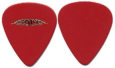 Boston authentic 2003 concert tour issued custom stage collectible Guitar Pick