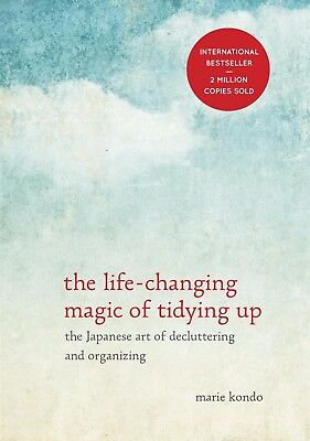 The Life-Changing Magic of Tidying by Marie Kondo PDF Digital Book
