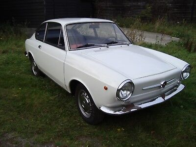 1967 Fiat 850 Series I Coupe