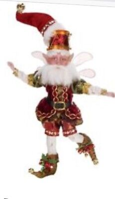 Mark Roberts Christmas Shopping Fairy, small  11 Inches 51-27850 Limited Edition