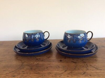 "Denby ""Midnight"" - two Trios"