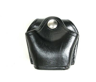 Leather Police Duty Handcuffs Case