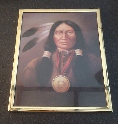 Native American Red Indian Picture