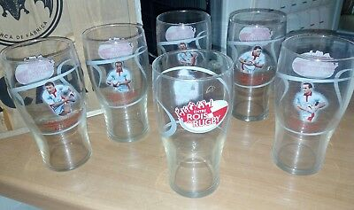 Rugby collection verre biere
