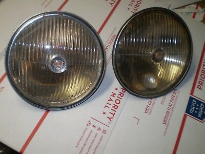Trippe Beam Trippe Light Bulbs Original Pair Packard Buick