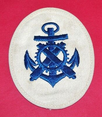 Original Ww2 German Kriegsmarine Petty Officer Patch, #5