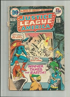 Justice League Of America #119 2.0-2.5 Free Comb Shipping