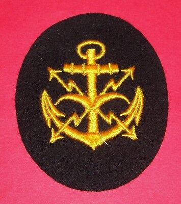 Original Ww2 German Kriegsmarine Petty Officer Patch, #8