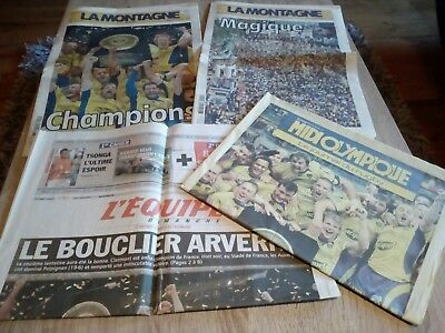 asm rugby collector !!!!! Premier bouclier.....