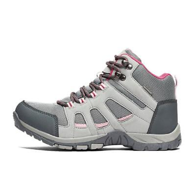 Peter Storm Girls' Headley Waterproof Mid Walking Boots Hiking Trail Shoes Mgy