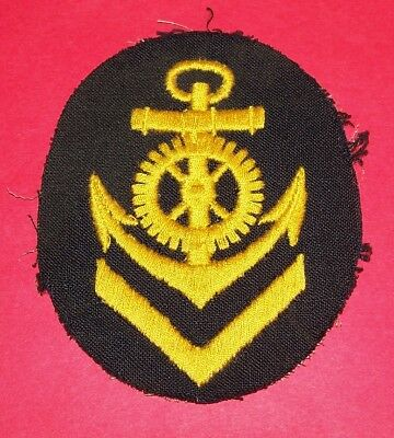 Original Ww2 German Kriegsmarine Petty Officer Patch, #14