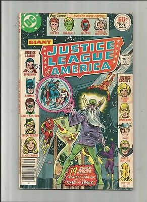 Justice League Of America #147 3.5-4.5 Copy 1 Of 2 Free Comb Shipping