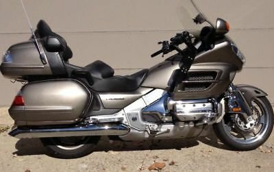 2008 Honda Gold Wing  GL 1800with Navi,Abs, Comfort,and Audio