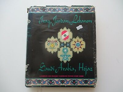 ESTATE: Middle East collection in album excellent item seldom offered  (2857)