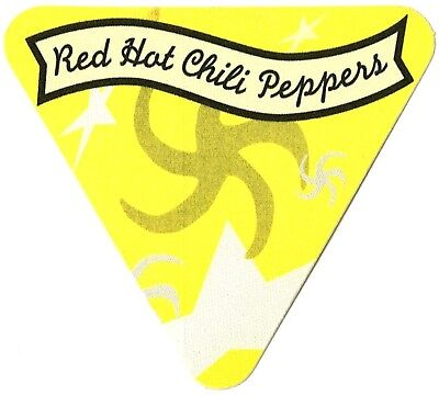 Red Hot Chili Peppers authentic 1995-1996 tour Backstage Pass