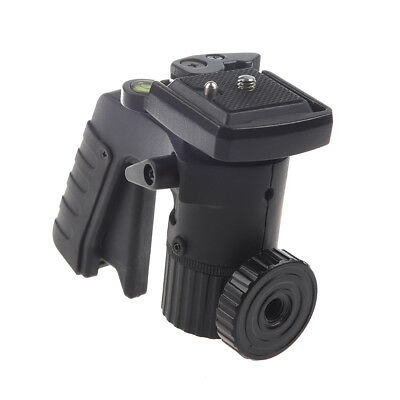 """Pistol Grip Ball Head with 1/4"""" Screw Quick Release Plate for Nikon Pentax I2B8"""