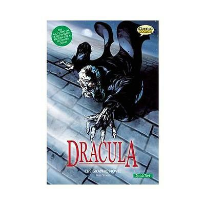 Dracula The Graphic Novel: Quick Text by Bram Stoker (author), Jason Cobley (...