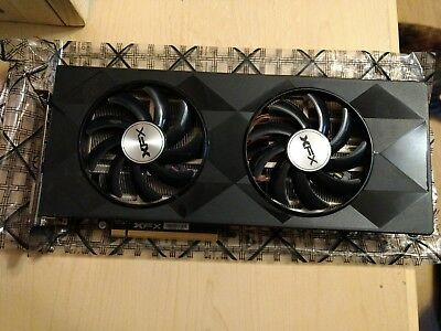 AMD Radeon R9 390 - XFX Black 1015MHz 8GB DDR5 DP HDMI 2xDVI - mining, gaming