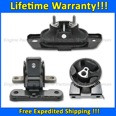 T016 For 07-14 Chry 200// Sebring// Dod Avenger 2.4L 2.7L 3.5L Rear Motor Mount