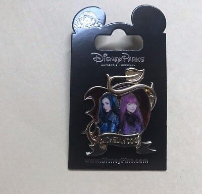 Disney Pin Disney Descendants Wickedly Cool Stained Glass 2017