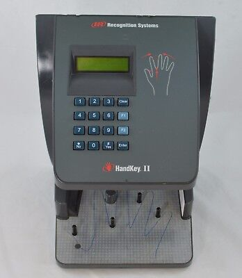 Schlage HK-II HandKey II Recognition Systems Biometric Reader TESTED WORKING