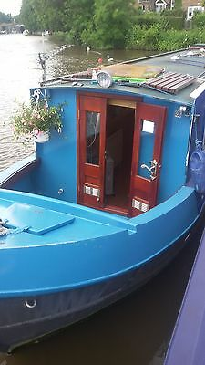 44 ' Narrow Boat