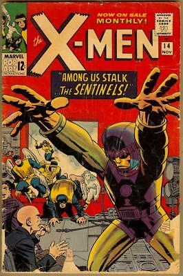 X-men #14 - 1st Appearance of The Sentinels - 2.0 Good