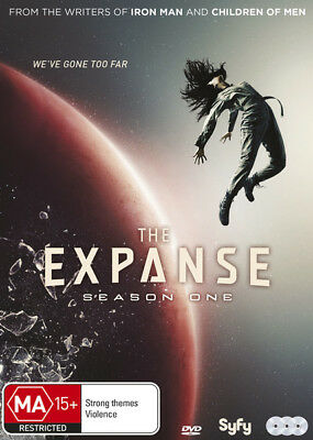 PRE-ORDER The Expanse - Season 1 DVD [New/Sealed] Aust Release
