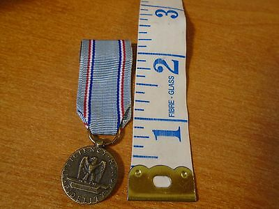 United States Air Force Good Conduct Mini Military Medal #1344