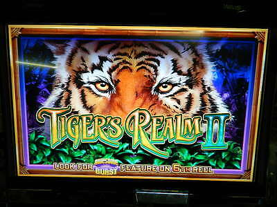 WMS WILLIAMS Game Software Set TIGERS REALM 2 - Bluebird 2 BB2 Dongle
