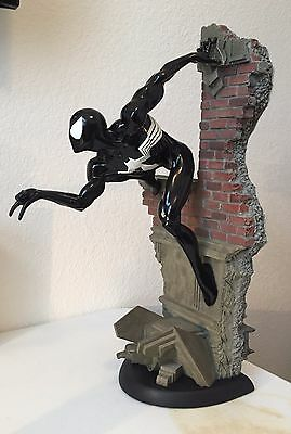 Sideshow Collectibles Spider-Man Comiquette Black Costume Custom
