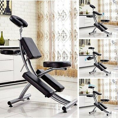 Salon SPA Black/Brown Massage Bed Tattoo Chair Facial Table Beauty Basket  Gift