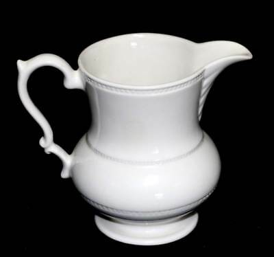 Vintage Lord Nelson Ware stunning cream large milk jug in gorgeous condition