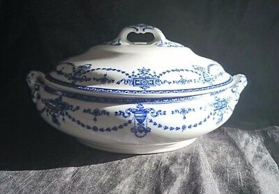 *TRADITIONAL Vintage LOSOL WARE 'BOWNESS' Casserole SERVING BOWL Dish*