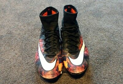 Nike Mercurial Superfly IV Cr7 Lava Size 10.5 us