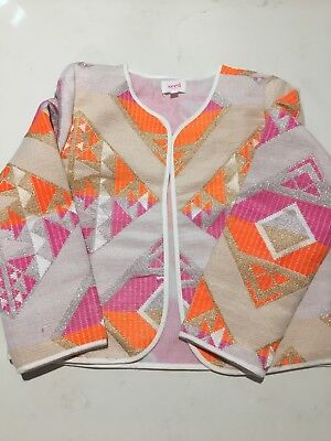 Girls Seed Jacket - BNWOT - Size 6-7
