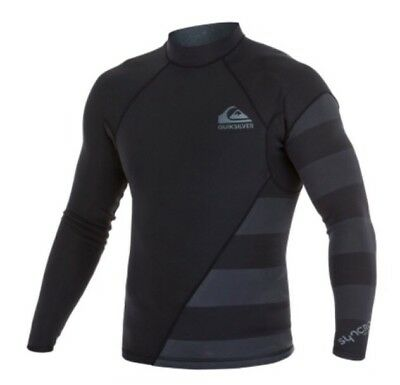 Quicksilver Mens Syncro 1Mm Wetsuit Top