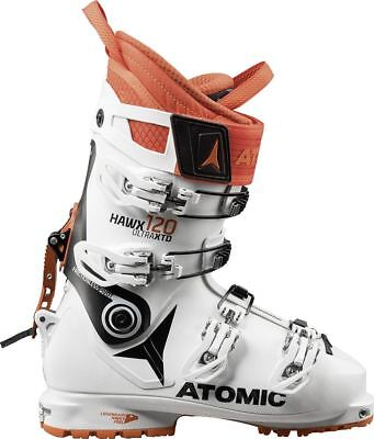 Atomic Hawx Ultra XTD 120 2018 Ski Boots White/Black/Orange