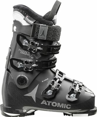 Atomic Hawx Magna 90 W 2018 Womens Ski Boots Black/Anthracite