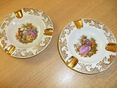 Limoges Dishes x 2
