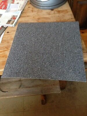 Carpet Tiles Grey. New
